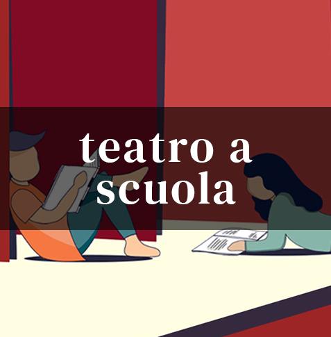 quadrato teatro a scuola